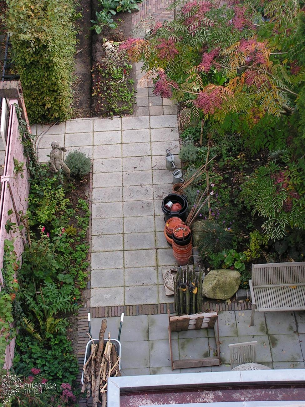 Lange tuin pulsatilla tuinen for Tuinontwerp stadstuin