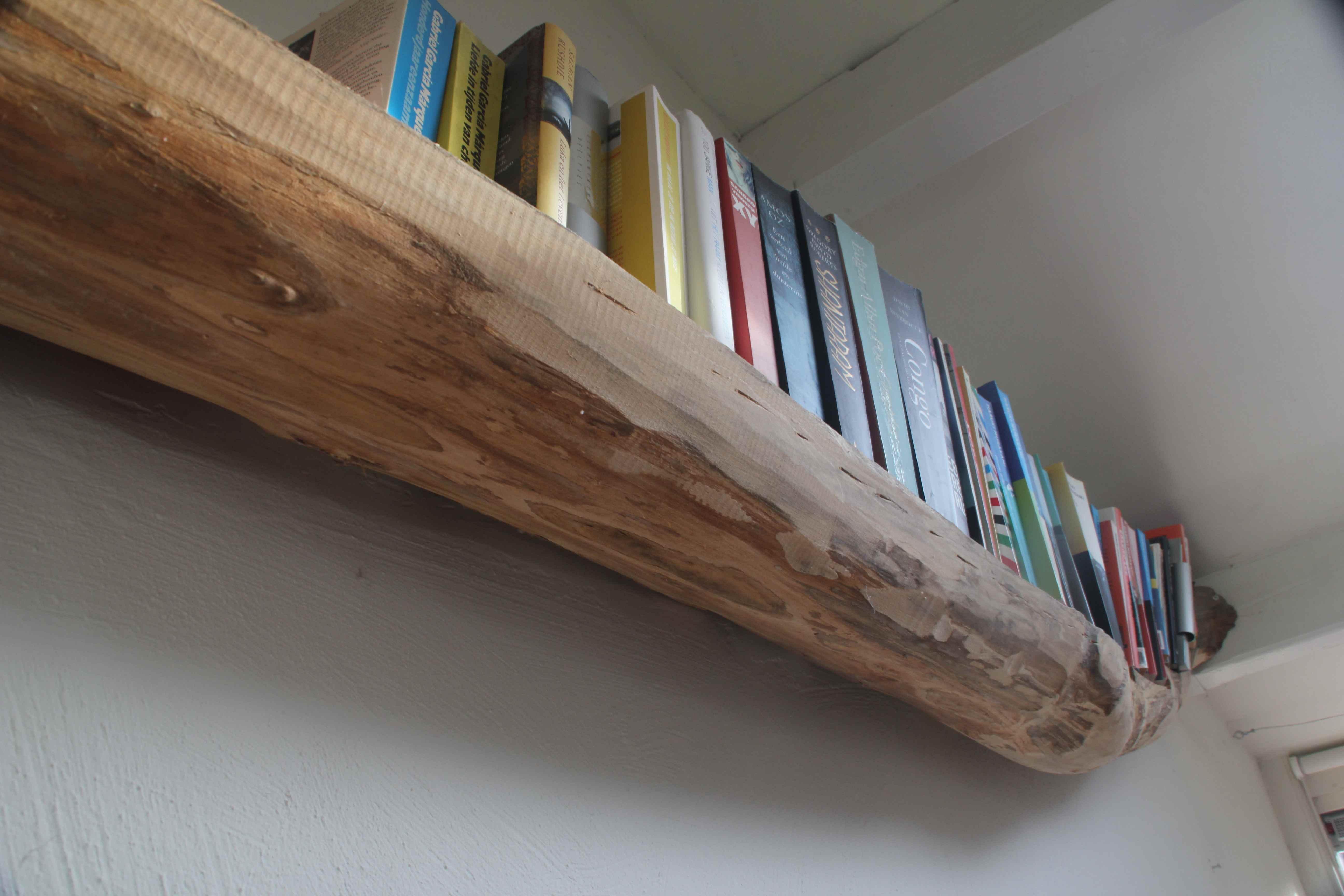 appelhout-boekenplank