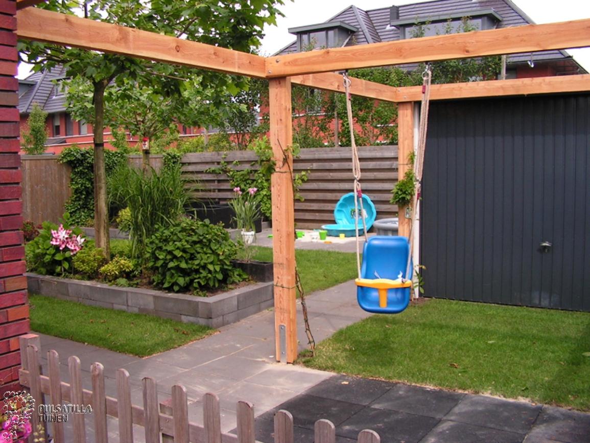 Schommel Voor Tuin : Schommels en klimmen pulsatilla tuinen